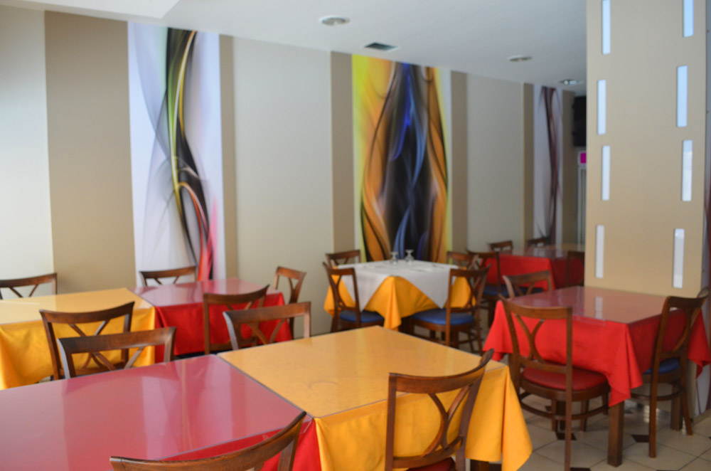 restaurante la lomaza belchite